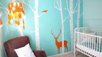 25 Modern Bebek Odası Tasarımı