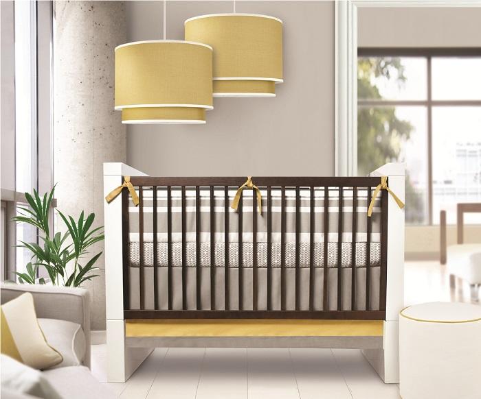 Modern bebek odası fikirleri