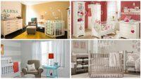 Modern Bebek Odası Tasarımları ve Fikirleri