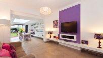Duvar Monteli Televizyonları ve Raflarınızı Dekorda Birleştirmenin 20 Yolu