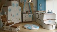 Erkek Bebek Odası Nasıl Dekore Edilir