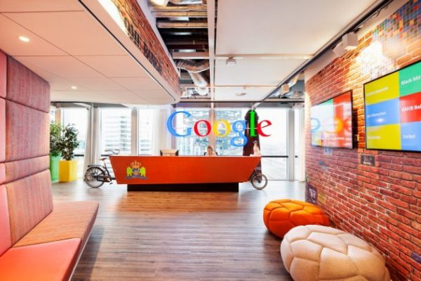 google-amsterdam-ofis-resimleri