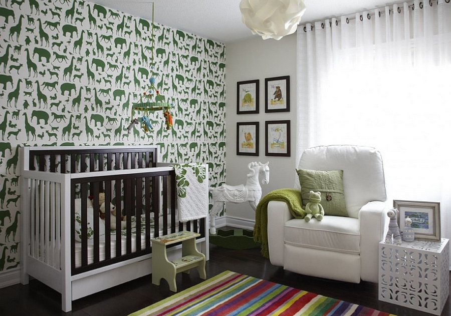 15 Baby Room Design with Live Theme