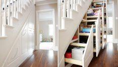Merdivenleriniz İçin 25 Eşsiz ve Yaratıcı Tasarım