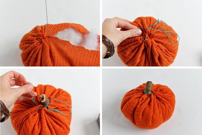 Make Pumpkin from Cossack