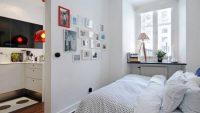 Küçük Bir Yatak Odasını Büyük Gösterecek 10 İpucu