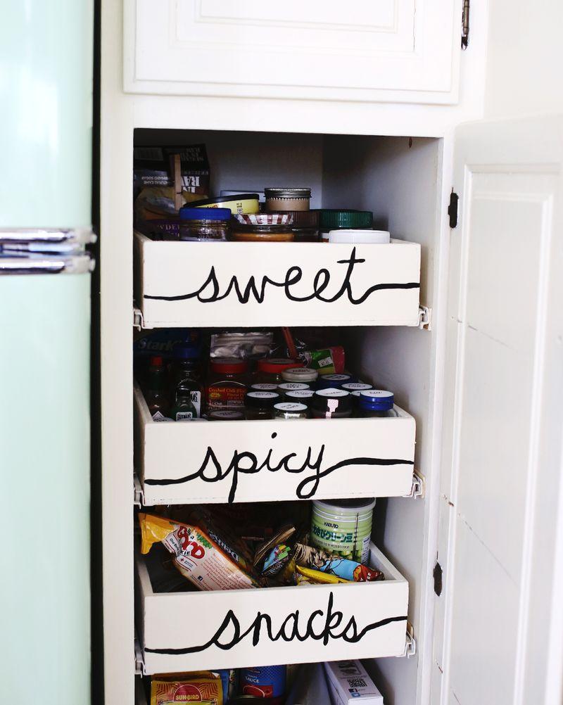 Mutfağınızı Düzenlemeye Yardımcı Olacak 13 Muhteşem Fikir 56