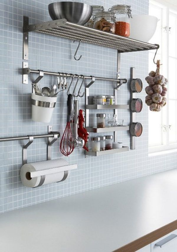 65 Creative Ideas to Organize and Store Your Kitchen