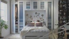 Evinizin Daha Büyük Görünmesini Sağlayacak 30 Yatak Odası Fikri
