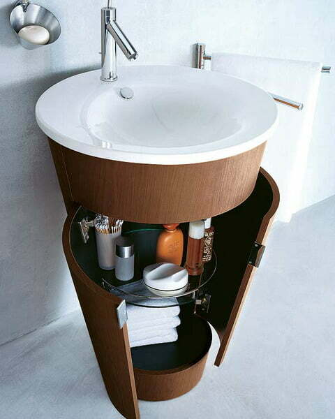 31 Creative Organization Ideas For A Small Bathroom
