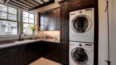 Orijinal ve Pratik Çamaşırlık Tasarımları