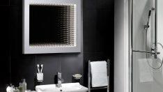 Banyonuz için 12 Çerçeveli Ayna Tasarımı ve Fikirleri