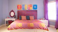Eğlenceli ve Renkli Bir Genç Kız Odası