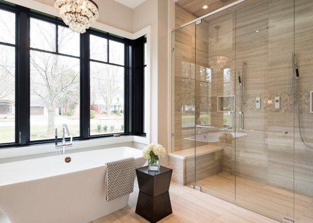 Her Eve Uyum Salayabilecek 25 Harika Banyo Tasarm Ev