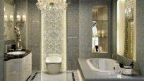 Küçük ama Lüks ve Kullanışlı Banyolar İçin 14 Tasarım Fikri