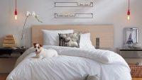 Yatağınızın Yan Kısımları İçin 20 Havalı Asma Lamba