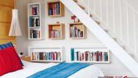 Yatak Odanızdaki Merdiven Altını Depo Olarak Kullanabileceğiniz 7 Fikir