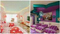 Çocuk Odaları İçin Göz Alıcı Tavan Tasarımları