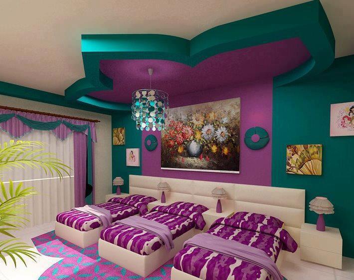 çocuk-odası-tavan-tasarımları-3