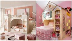 Prenses Temalı 15 Sevimli Yatak Odası Tasarımı