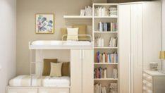 Çocuğunuzun Odası İçin 15 Alandan Tasarruf Edebileceğiniz Yatak Tasarımı