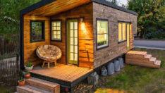 Sahip Oldukları Alanı Değerlendirebilen İlginç Küçük Evler