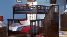 Üç Çocuklu Aileler İçin Harika Ranza Yatak Tasarımları