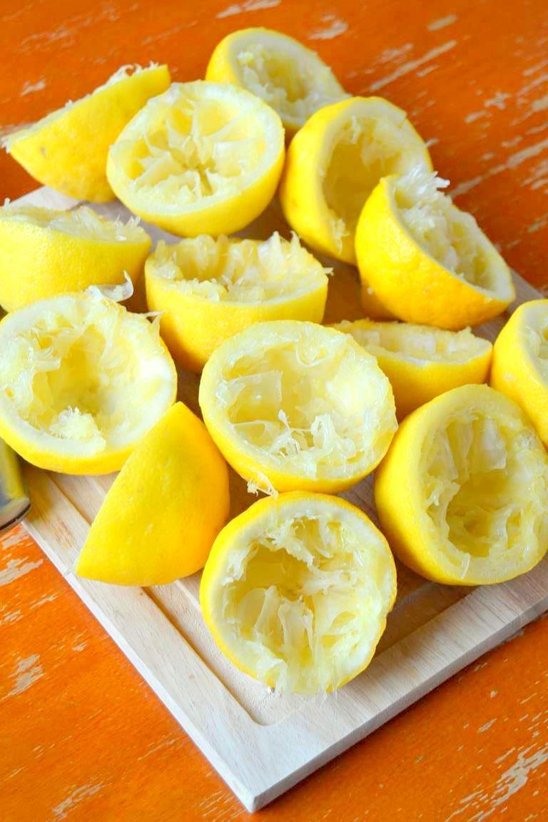 Doğal Limon ve Kekikle Mutfak Temizleyicisi Yapımı-2