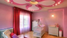 Çocuklarınızın Odasını Büyülü Bir Dünyaya Dönüştürecek 21 Havalı Tavan Tasarımı