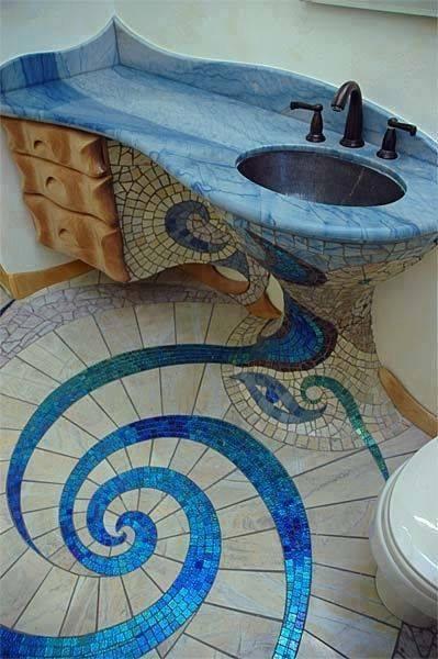 banyonuzdaki-siklik-icin-mozaik-lavabo-tasarimlari-1