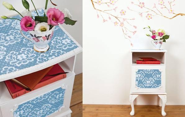 dantel-ve-sprey-boya-ile-mobilyalari-yenileme-fikri-5