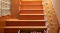 Çok Fonksiyonlu Dublex Merdiven Tasarım Fikirleri