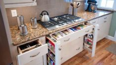 Kullanışlı Mutfak Çekmeceleri