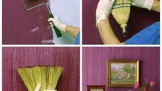 Duvarlarınız İçin Orijinal Duvar Boyama Fikirleri