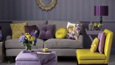 Renklerin Uyumunu Oturma Odanıza Taşıyın!