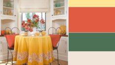 Renk Kombinasyonları İçin Muhteşem Fikirler