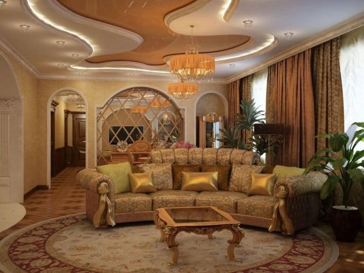 salon-ve-oturma-odasi-tavan-tasarimlari-10