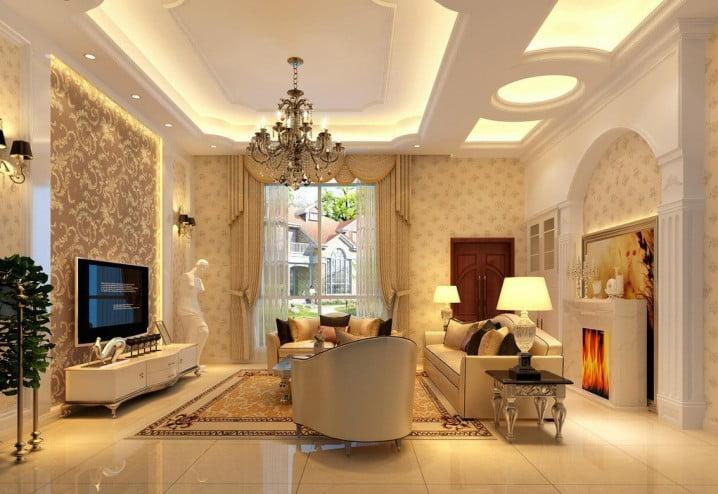 salon-ve-oturma-odasi-tavan-tasarimlari-11