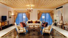 Salon ve Oturma Odaları için Tavan Tasarım Fikirleri