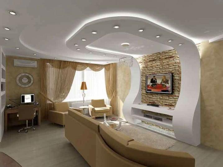 salon-ve-oturma-odasi-tavan-tasarimlari-8