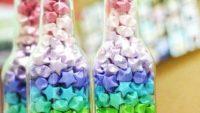 Renkli Kâğıtlar ile Yapılan Muhteşem Süsler