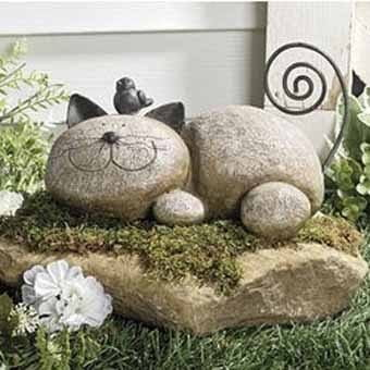 Creative Decoration Ideas With Natural Stones