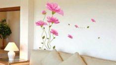 Duvar Dekorasyonu İçin Renkli Fikirler