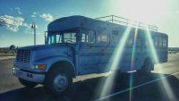 Otobüsten Ev Yapımı