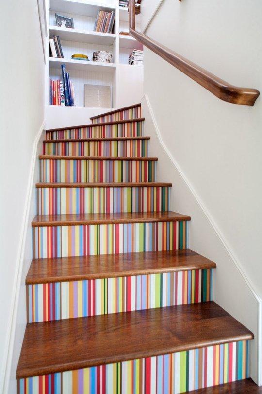İlham Alabileceğiniz Dekoratif Merdiven Tasarımları