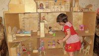 Kendi Kendinize Oyuncak Ev Yapımı
