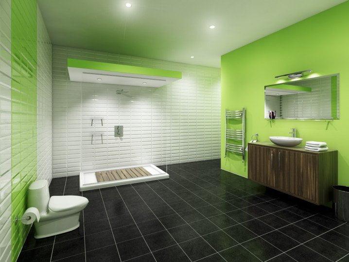 Sizi Büyüleyecek, Yenileyici Yeşil Banyolar 99