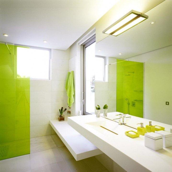 Sizi Büyüleyecek, Yenileyici Yeşil Banyolar 97