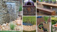 Bahçenizi Güzelleştirmek İçin 10 Ağırlık Sepeti Fikri