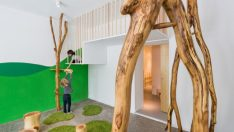 Baukind tarafından Tasarlanmış Çocuk Oyun Odaları